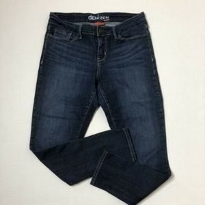 Levis Denizen Ankle Skinny 5 Pocket Jeans Sz 6